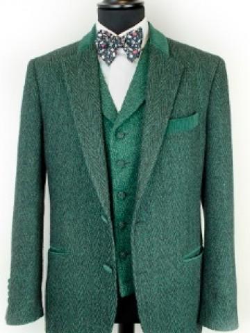 Winter Green Jacket