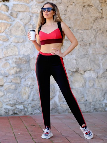 Sports set - Sport Bras with leggings