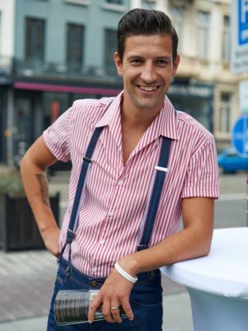 Summer shirt short sleeve
