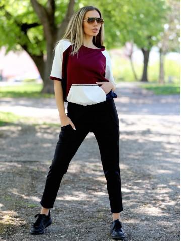 Sporty and elegant leggings - Comfort