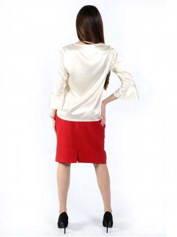 Classic office skirt in different colors
